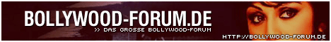 Bollywood-Forum.de Banner